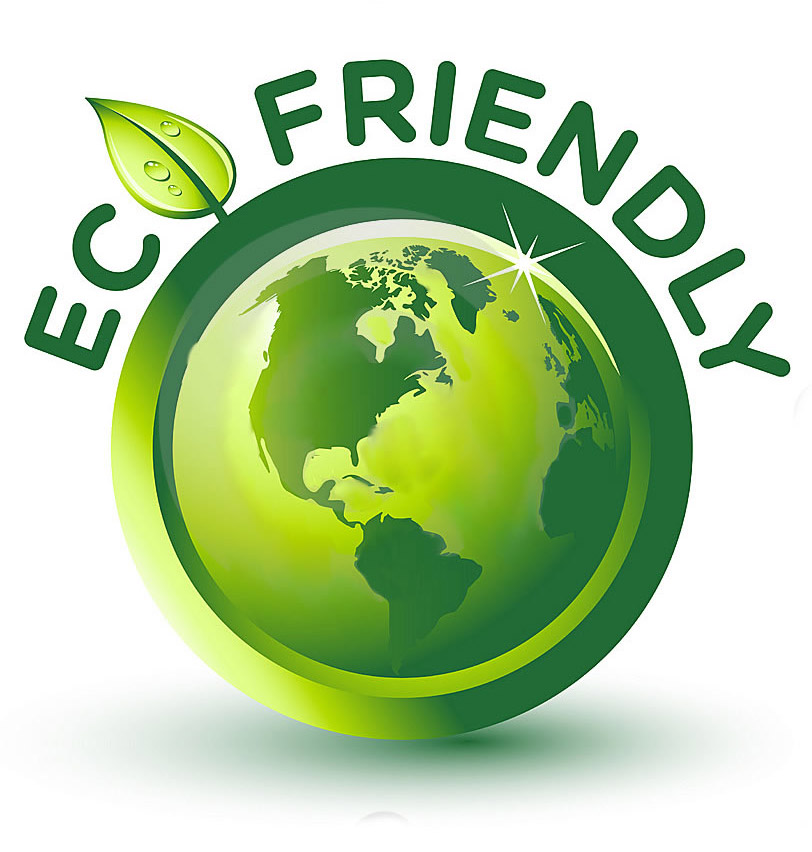 EcoFriendly MATERIALE ED INCHIOSTRI ECOLOGICI
