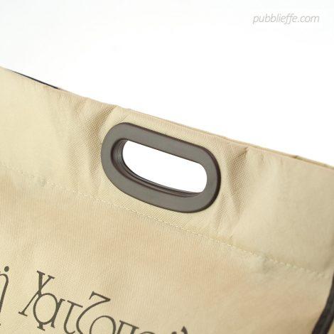 Shopper con maniglia di rinforzo