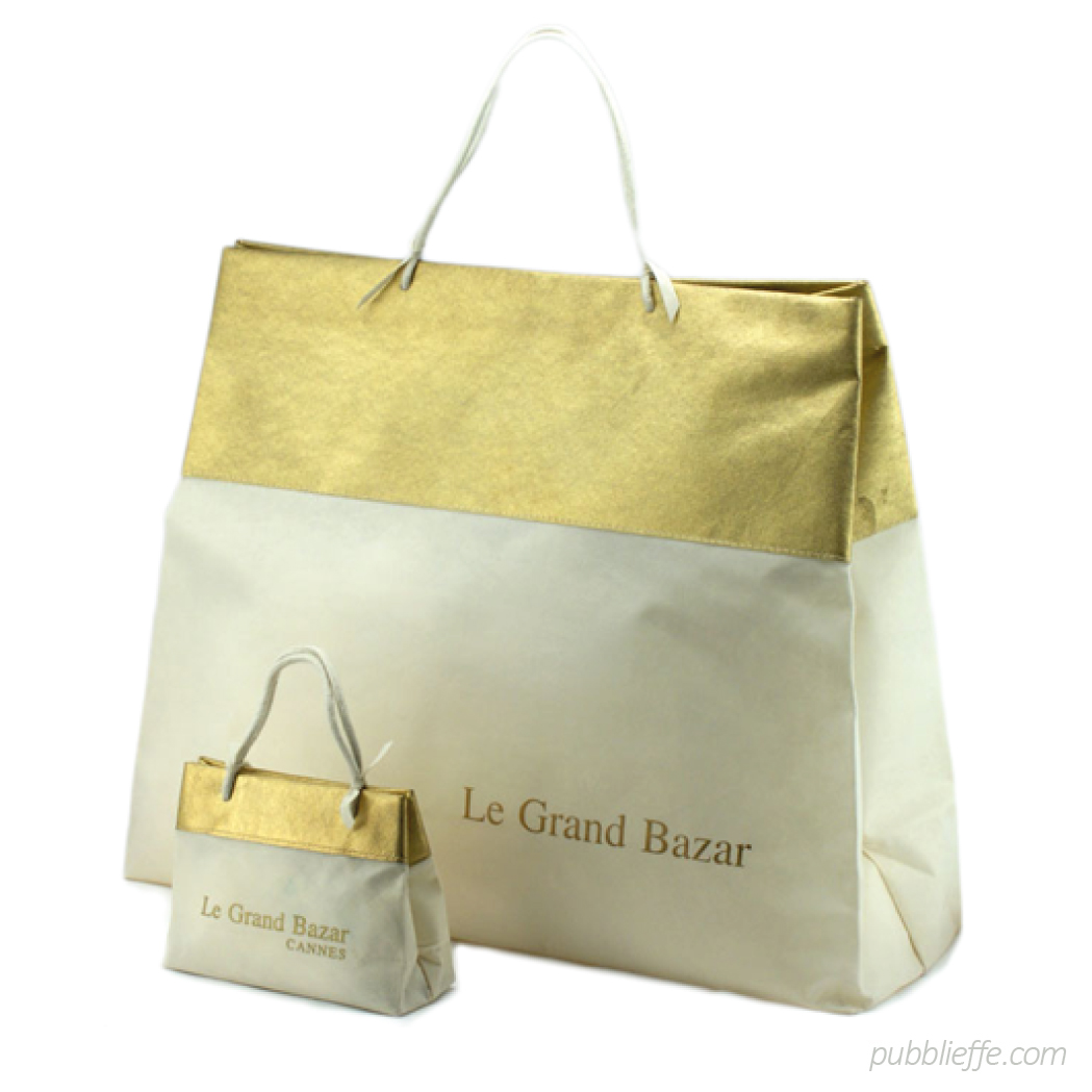 Shopping bag Lusso