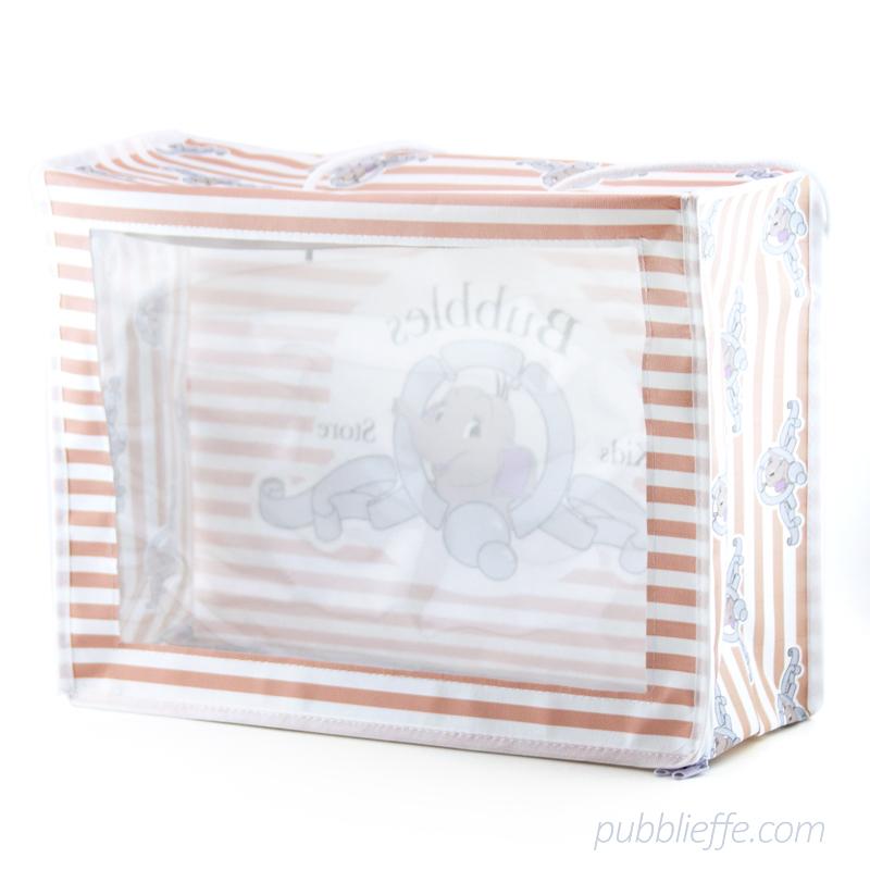 scatola per abbigliamento