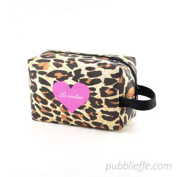 cosmetic bag personalizzata
